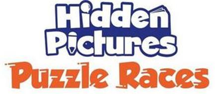 HIDDEN PICTURES PUZZLE RACES