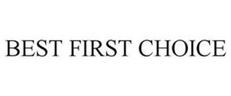 BEST FIRST CHOICE
