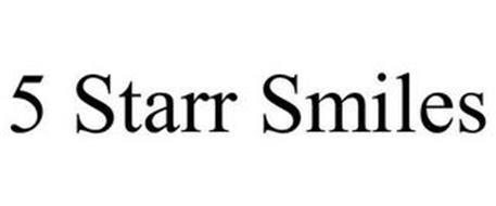 5 STARR SMILES