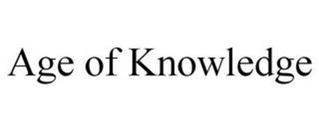 AGE OF KNOWLEDGE
