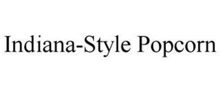 INDIANA-STYLE POPCORN