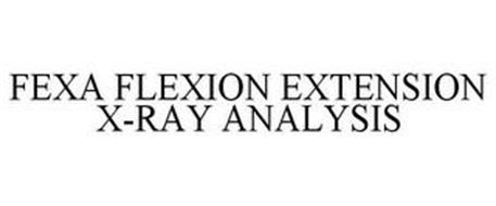 FEXA FLEXION EXTENSION X-RAY ANALYSIS