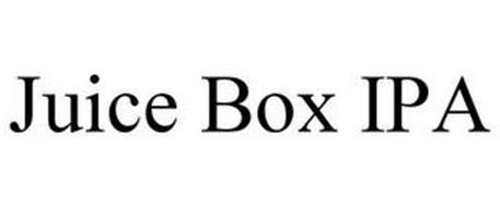 JUICE BOX IPA