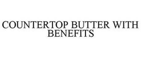 COUNTERTOP BUTTER WITH BENEFITS
