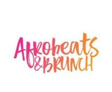 AFROBEATS & BRUNCH