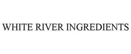 WHITE RIVER INGREDIENTS