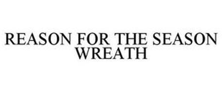 REASON FOR THE SEASON WREATH