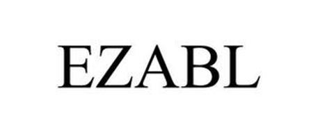 EZABL Trademark of TH3D Studio LLC Serial Number: 88111704