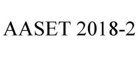 AASET 2018-2