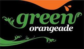 GREEN ORANGEADE