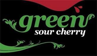 GREEN SOUR CHERRY