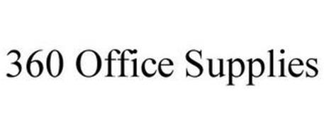 360 OFFICE SUPPLIES