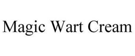 MAGIC WART CREAM