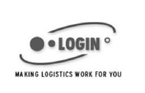 LOGIN MAKING LOGISTICS WORK FOR YOU