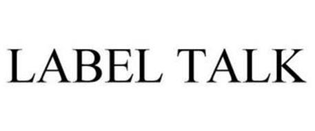 LABEL TALK