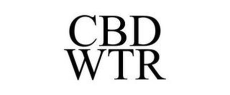 CBD WTR