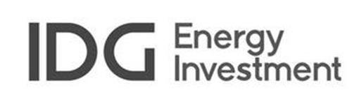 IDG ENERGY INVESTMENT