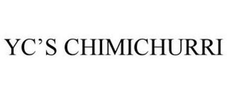 YC'S CHIMICHURRI