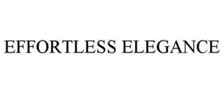 EFFORTLESS ELEGANCE
