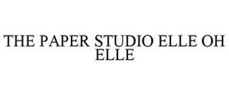 THE PAPER STUDIO ELLE OH ELLE