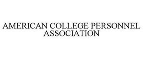AMERICAN COLLEGE PERSONNEL ASSOCIATION