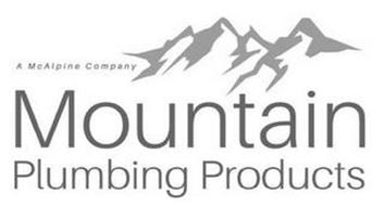 MOUNTAIN PLUMBING PRODUCTS A MCALPINE COMPANY