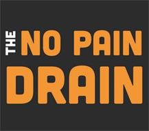 THE NO PAIN DRAIN