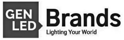 GENLED BRANDS LIGHTING YOUR WORLD