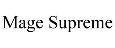 MAGE SUPREME