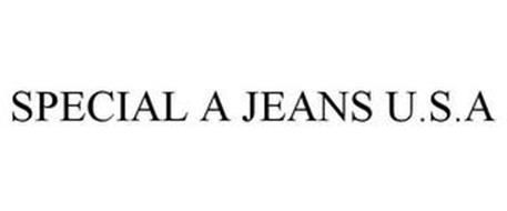 SPECIAL A JEANS U.S.A