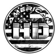AMERICAN HD