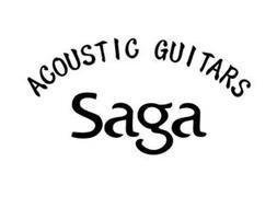 ACOUSTIC GUITARS SAGA