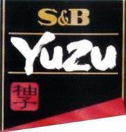 S&B YUZU
