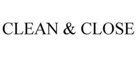 CLEAN & CLOSE