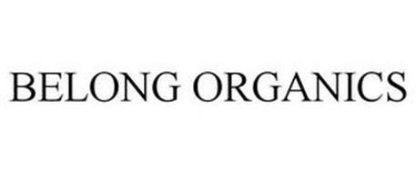 BELONG ORGANICS
