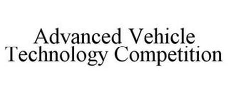 ADVANCED VEHICLE TECHNOLOGY COMPETITION