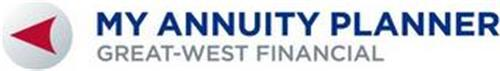 MY ANNUITY PLANNER GREAT-WEST FINANCIAL