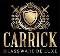 CARRICK GLASSWARE DÉ LUXE