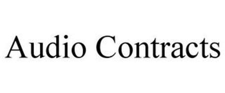 AUDIO CONTRACTS