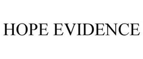 HOPE EVIDENCE