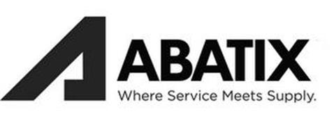 A ABATIX WHERE SERVICE MEETS SUPPLY.