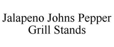 JALAPENO JOHNS PEPPER GRILL STANDS