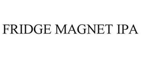 FRIDGE MAGNET IPA