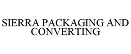 SIERRA PACKAGING AND CONVERTING