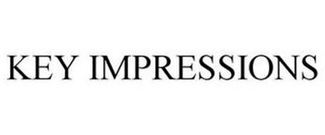KEY IMPRESSIONS