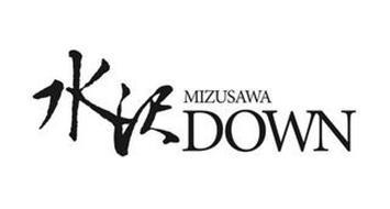 MIZUSAWA DOWN