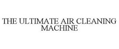 THE ULTIMATE AIR CLEANING MACHINE