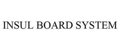 INSUL BOARD SYSTEM