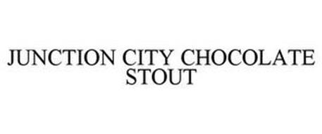 JUNCTION CITY CHOCOLATE STOUT