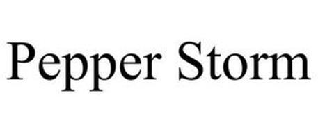 PEPPER STORM